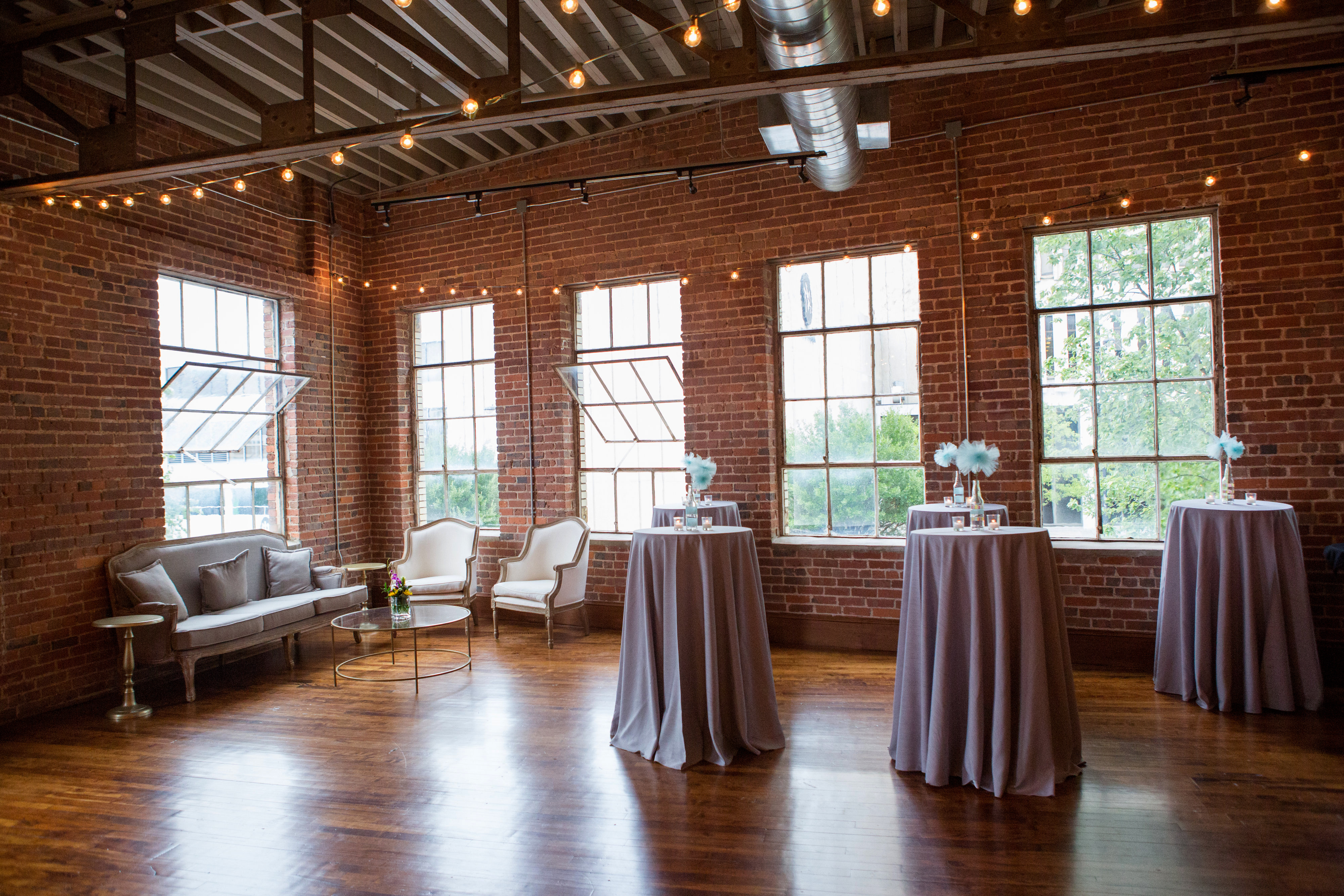 Greenville Event Space Photos | The Upper Room Greenville